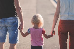 rodzice i dziecko