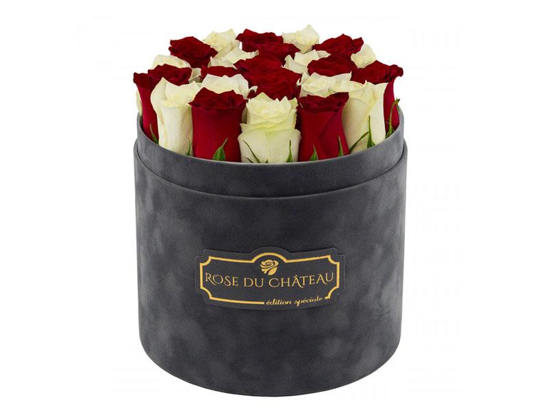 Minimalizm, oryginalność i trwałość kompozycji kwiatowej – poznaj zalety flowerboxów!