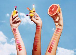 L'occitane kosmetyki kolorowe na lato