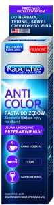 Rapid White Anti Color_Pasta do zębów