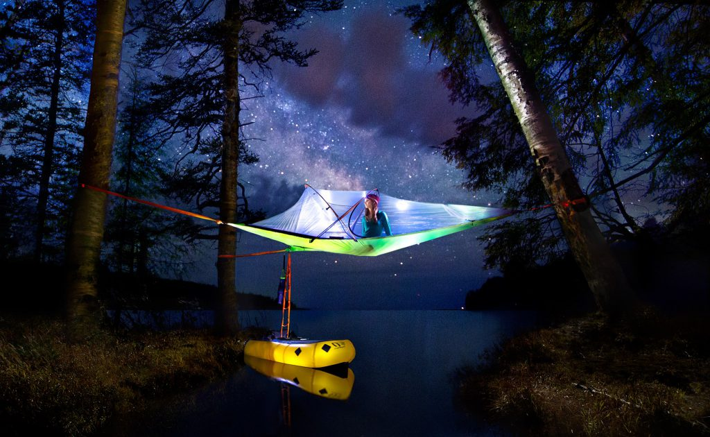 Tentsile namiot drzewny