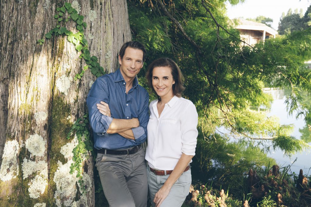 Caudalie Mathilde i Bertrand Thomas
