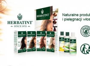 Herbatint farby do włosów