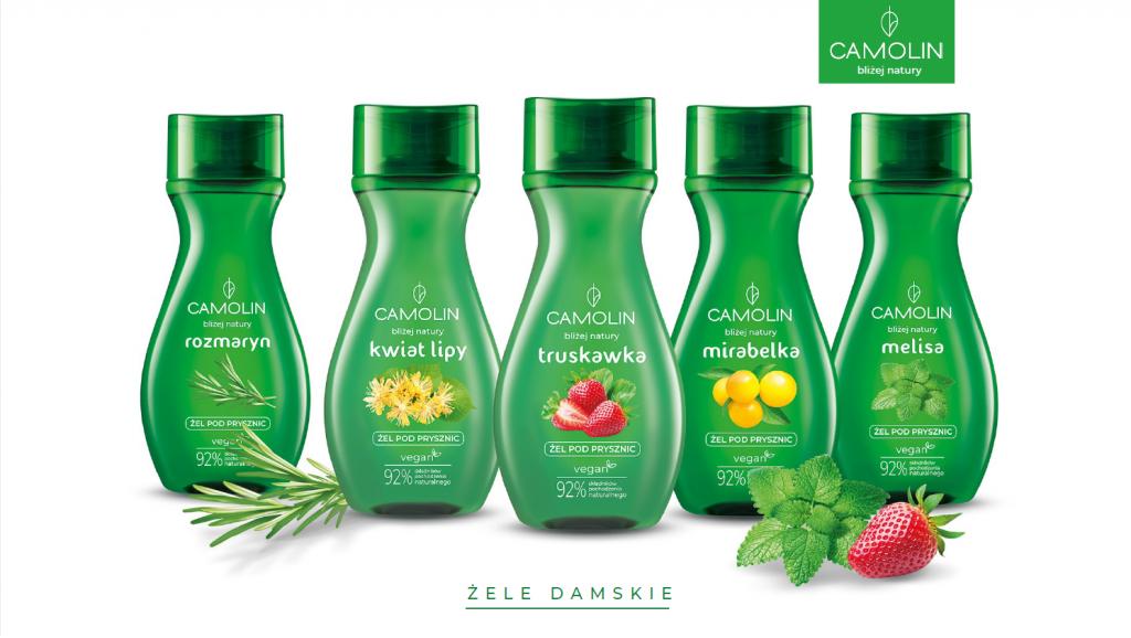 Camolin wegańskie kosmetyki