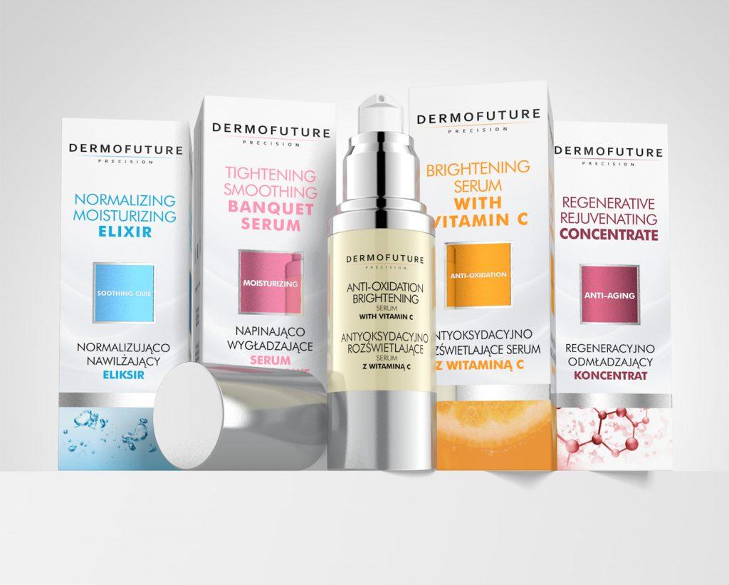 Serum Dermofuture Kolekcja