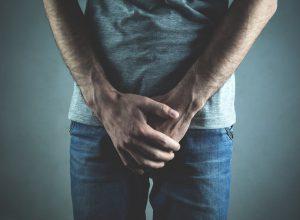 Zatrzymanie moczu u mężczyzn