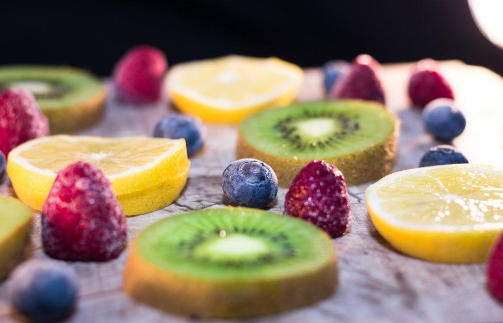 Owoce zdrowe przekąski