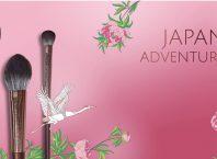 pędzle do makijażu Japan Adventure