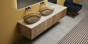 Nowe kolekcje mebli łazienkowych Antonio Lupi
